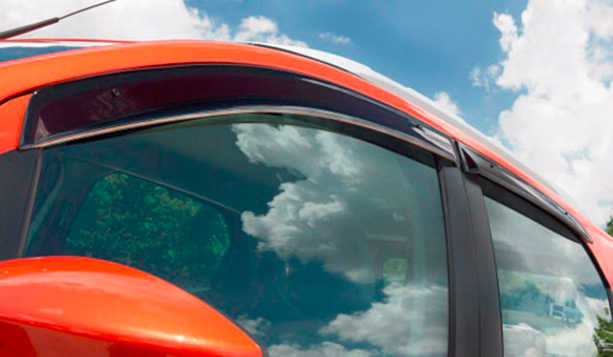 Ford EcoSport Slimline Weathershields