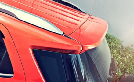 Ford EcoSport Spoiler