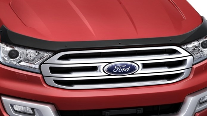 ford everest bonnet protector