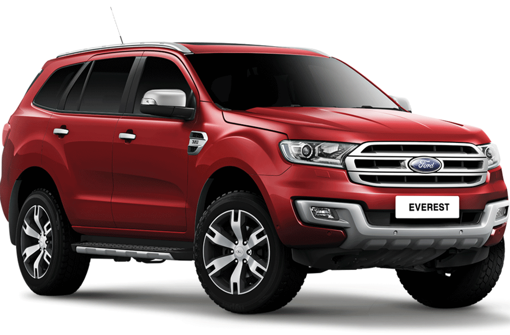 FORD EVEREST PERIODIC MAINTENANCE SERVICE SCHEDULE