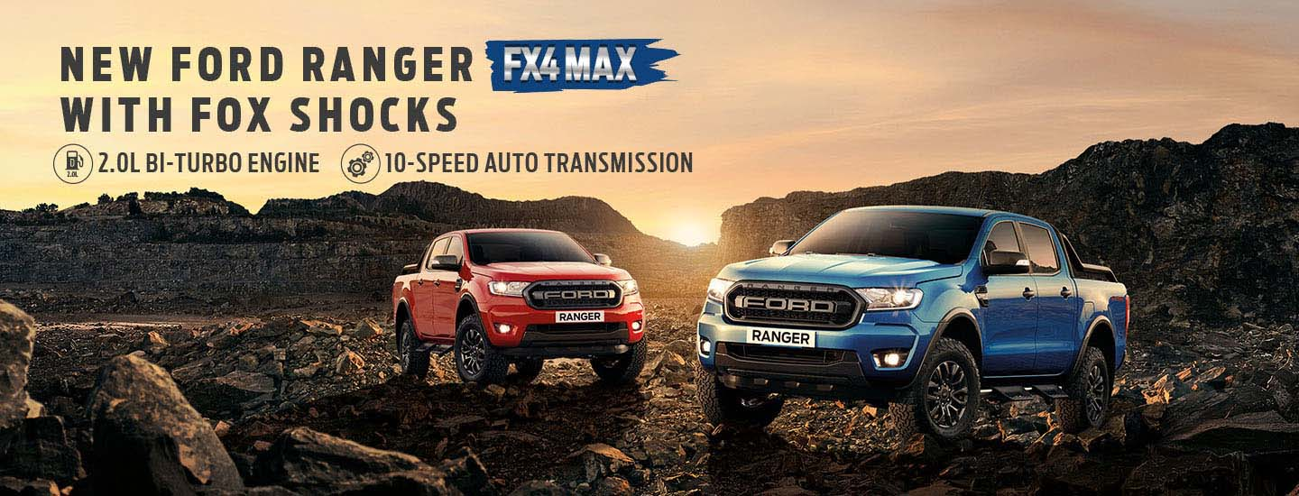 The New Ford Ranger Max