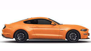 ford mustang,with ecoboost