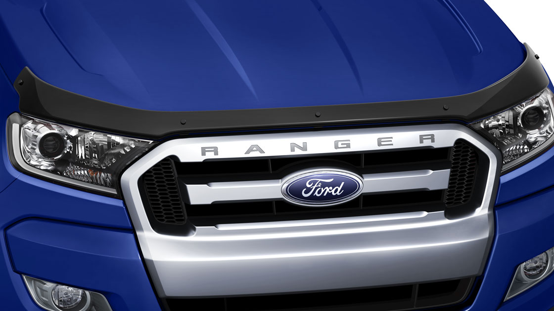 Ford Ranger Wildtrak bonnet protector