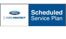 Ford Scheduled Service Plan