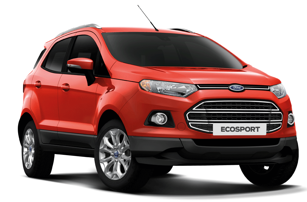FORD ECOSPORT PERIODIC MAINTENANCE SERVICE SCHEDULE