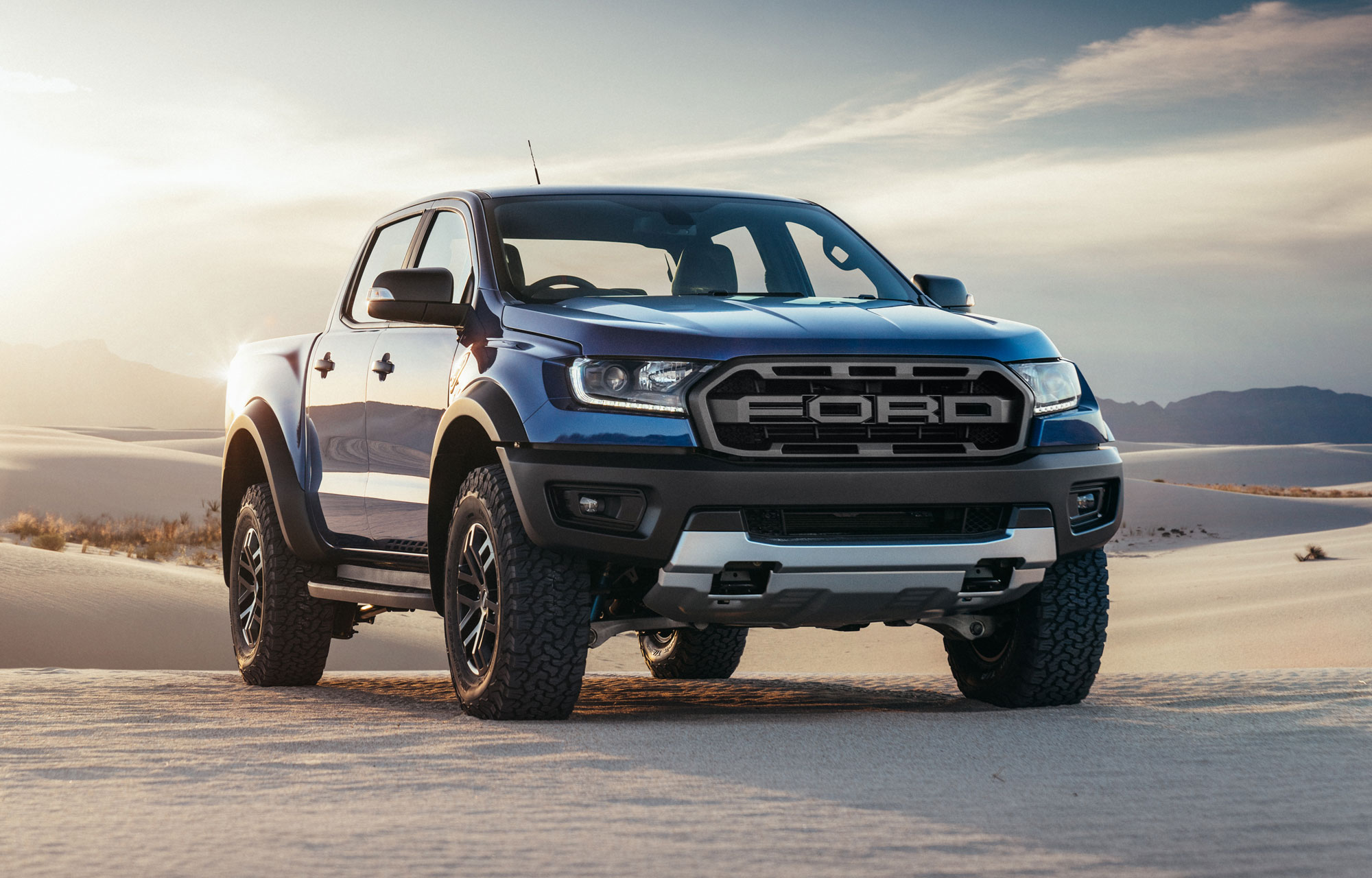 launch of ford ranger raptor