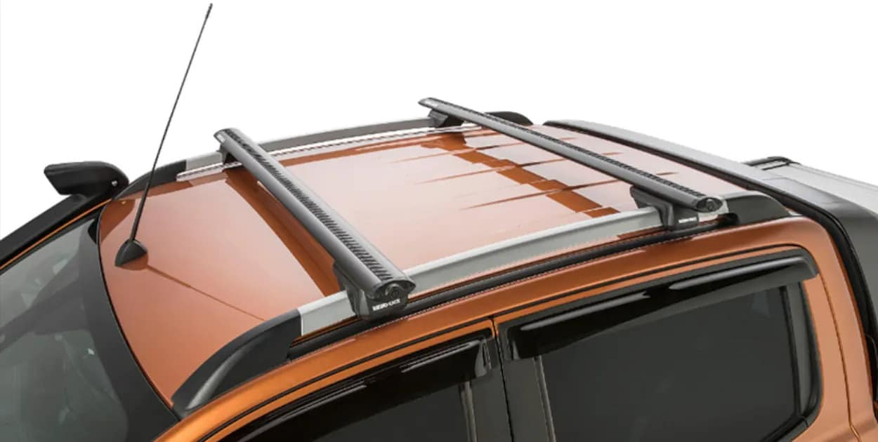 Carry Bars - For Cabin Roof Rails Vortex Style