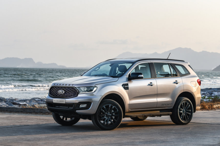 Ford Everest Sport 2