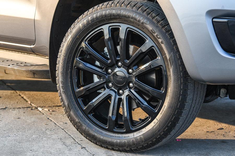 Ford Everest Sport Wheels