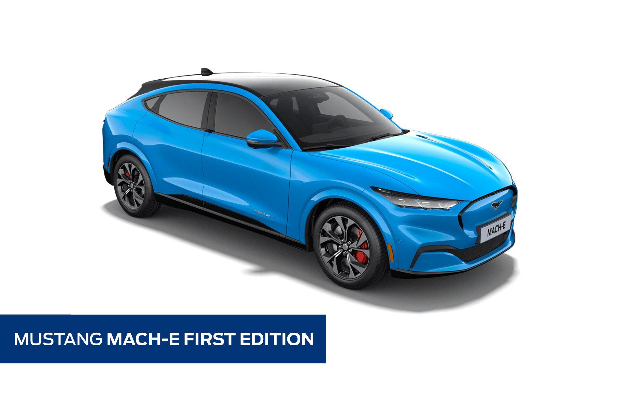 Mustang Mach-E First Edition