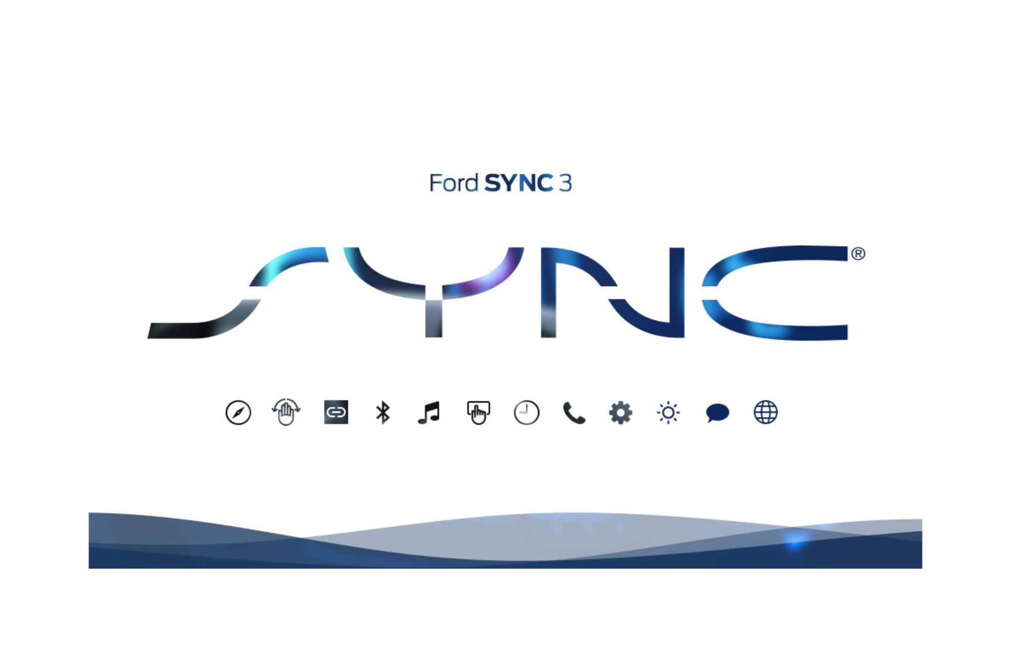 Ford SYNC 3 Maly