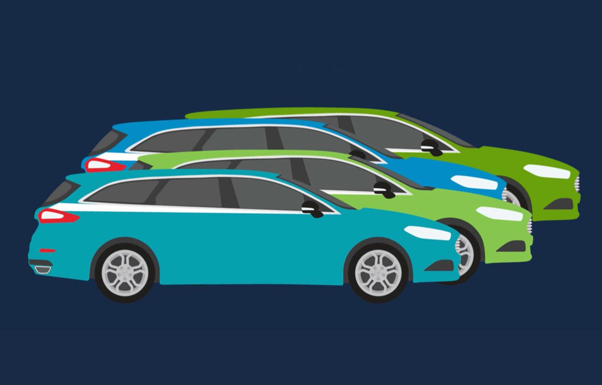 Wybierz samochód elektryczny