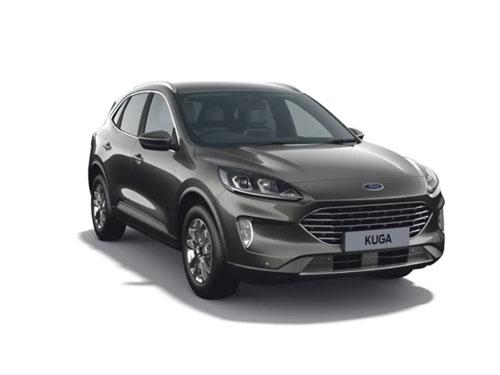 2020 Ford Kuga 2.0 EcoBlue mHEV FWD Titanium X