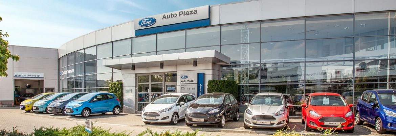 Ford Auto Plaza