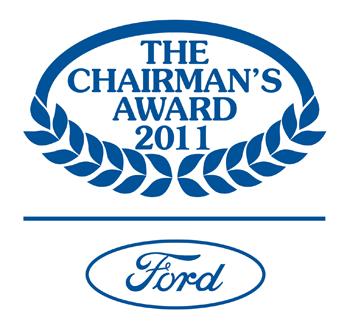 chairmans award 2011