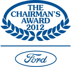 chairmans award 2012