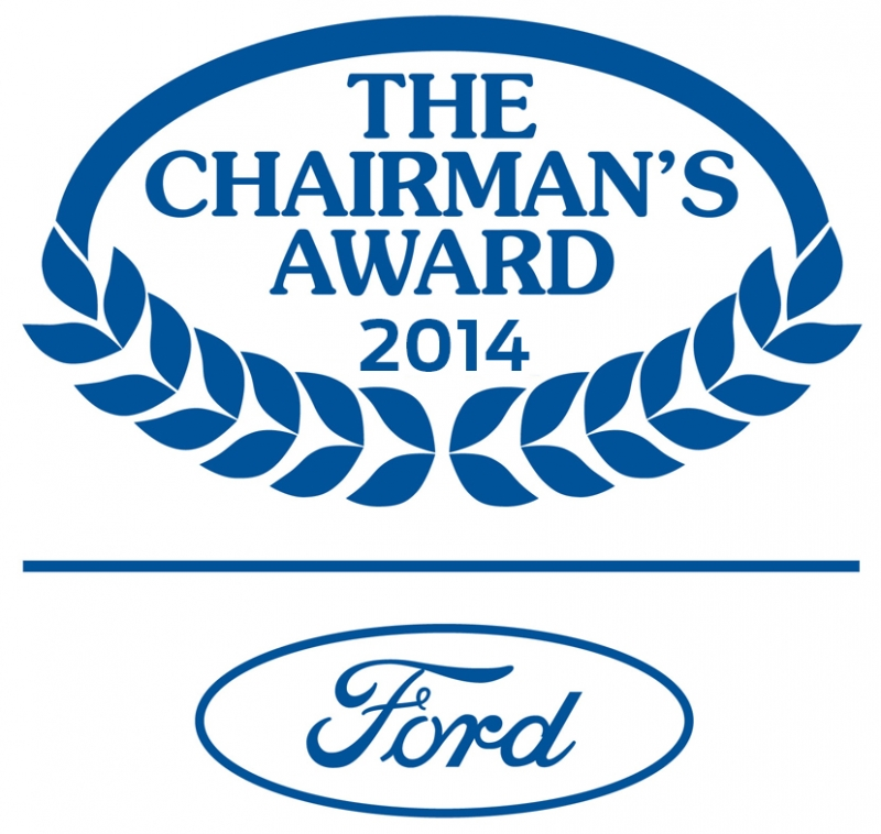 chairmans award 2014