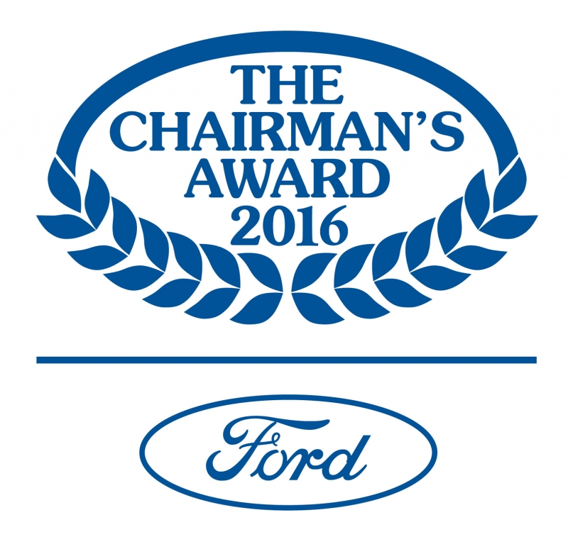 Chairmans award 2016