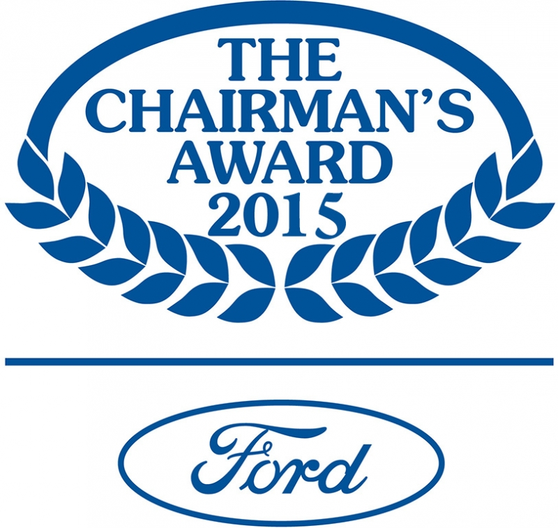 chairmans award 2015