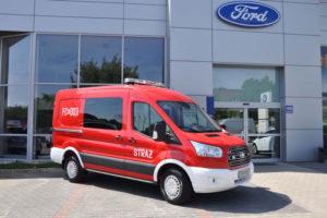 Frank Cars - pojazdy dla Straży Pożarnej (2)
