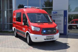 Frank Cars - pojazdy dla Straży Pożarnej (3)