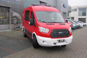 Pojazdy do transportu psów ratowniczych (Frank Cars 2)