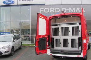 Pojazdy do transportu psów ratowniczych (Frank Cars 4)