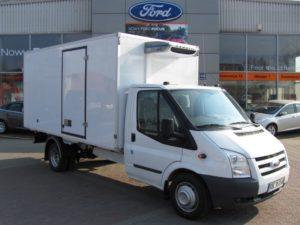 Ford Transit Trend (Frank Cars 7)