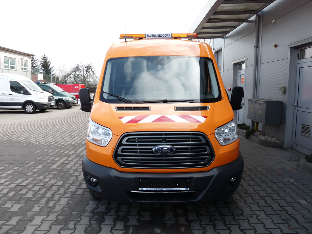 Ford Transit Trend