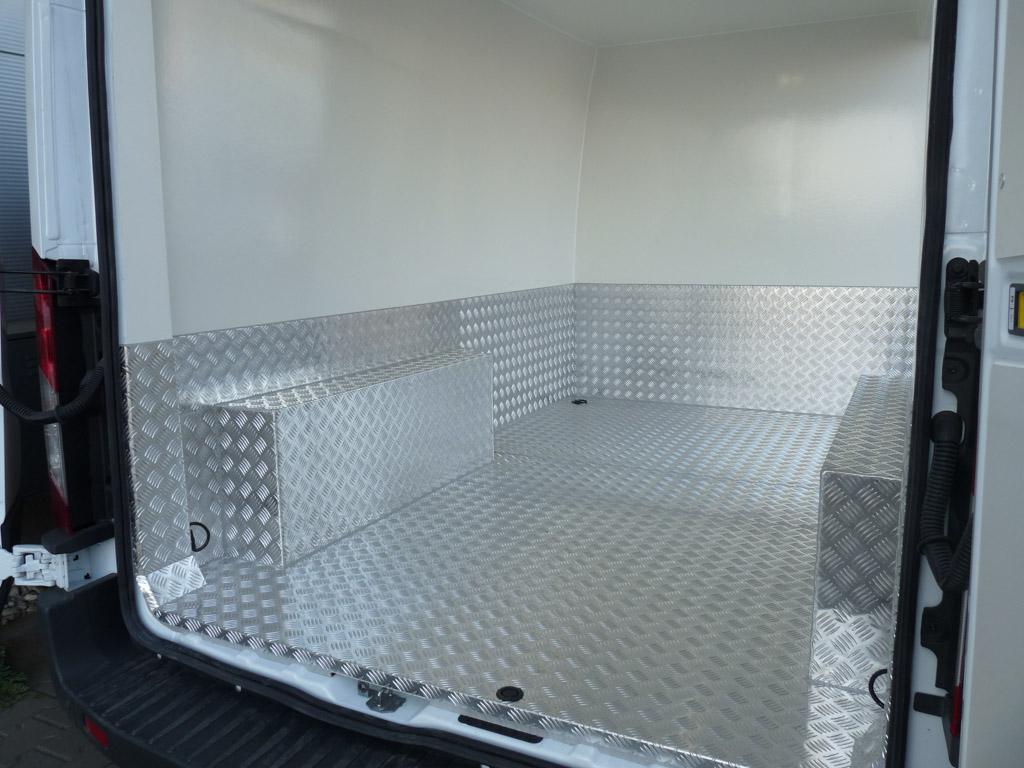 VAN - izolacja ECO betrans (Frank Cars 6)