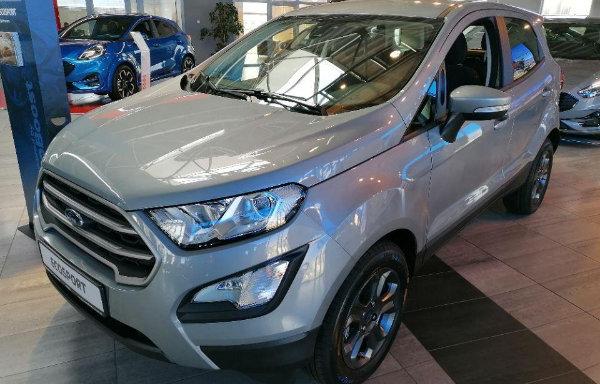 Ford Ecosport w Auto-Boss Chorzów