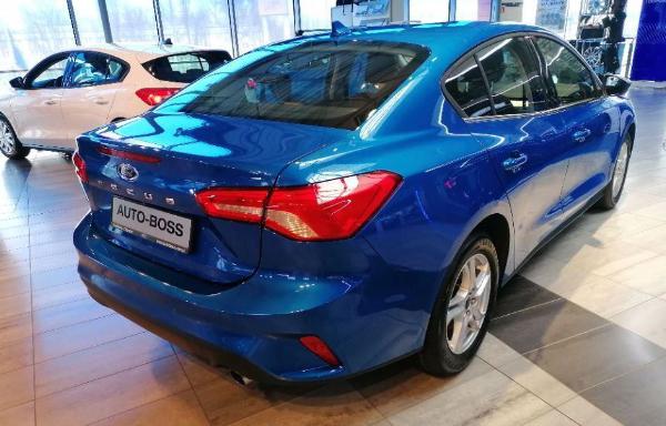 Ford Focus w Auto-Boss Chorzów