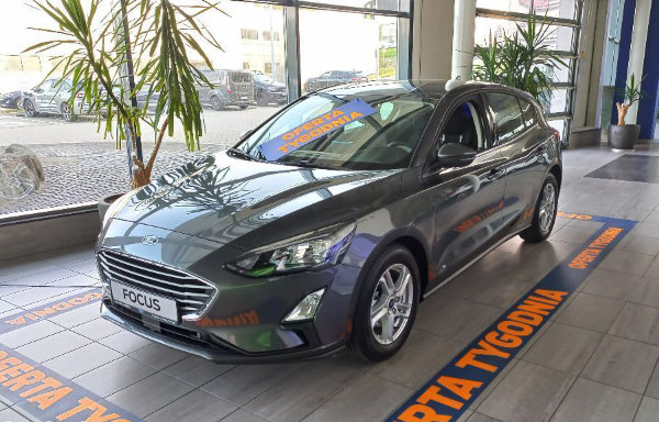 Ford Focus w Auto-Boss