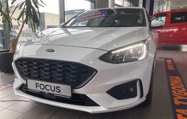 Ford Focus St-Line w Auto-Boss Bielsko-Biała