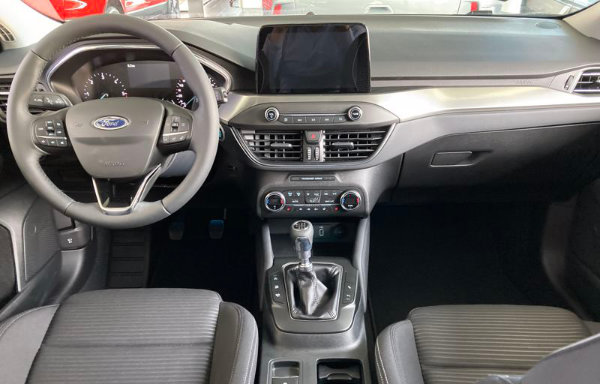 Ford Focus Titanium - kierownica(Bielsko-Biała)