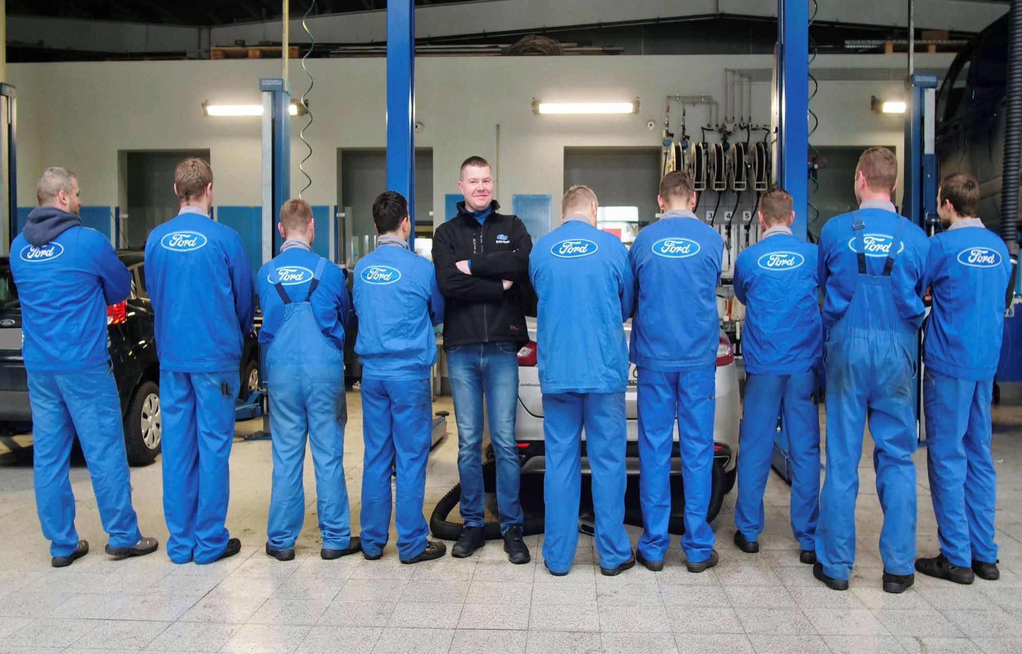 Ford Auto-Boss Bielsko