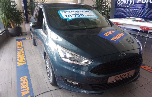 Ford C-Max w Auto-Boss Bielsko-Biała