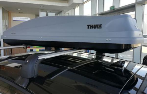 Bagażnik dachowy Thule Box Pacific 600