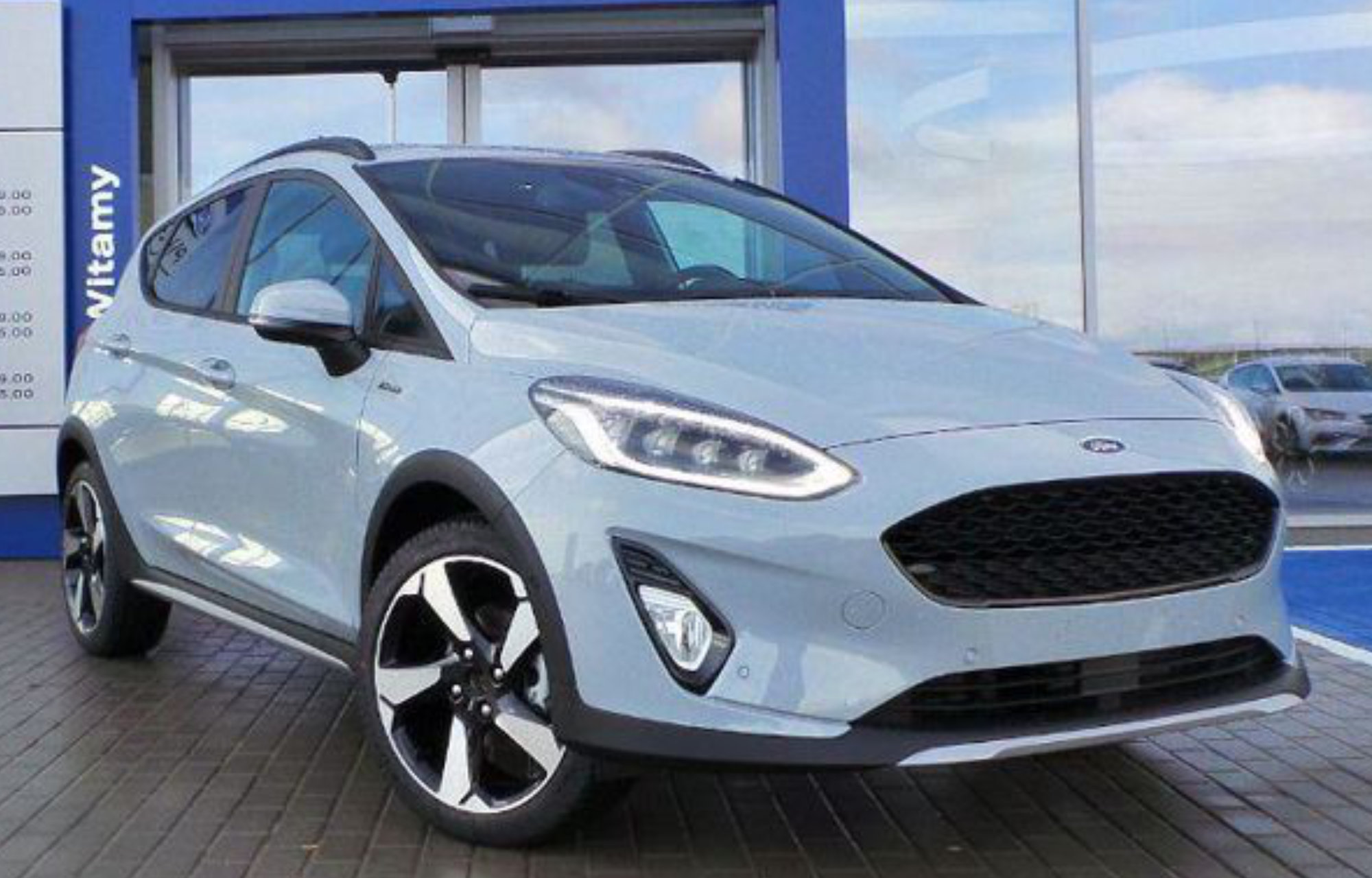 2019 Ford Fiesta 1.0 EcoBoost Active ASS