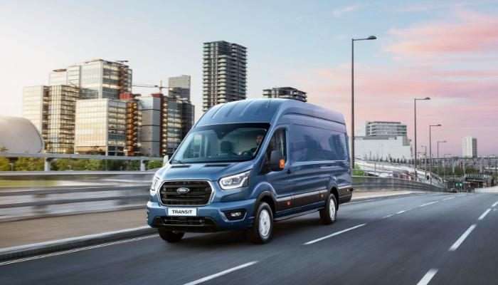 FORD TRANSIT Van 290 L2 Trend 2.0 105 KM