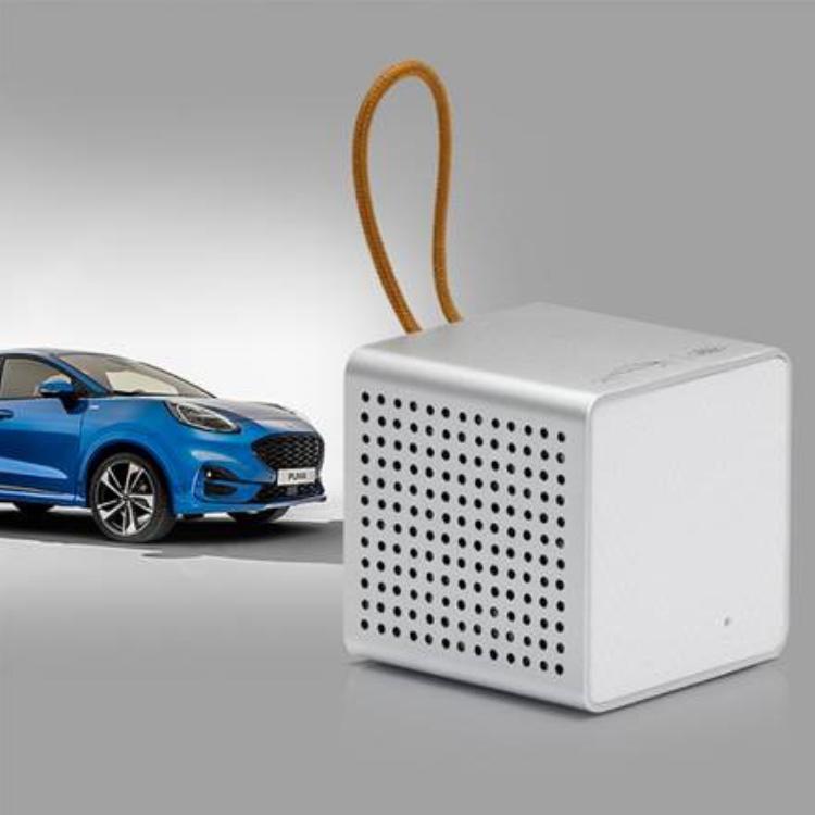 Głośnik bluetooth Ford Puma