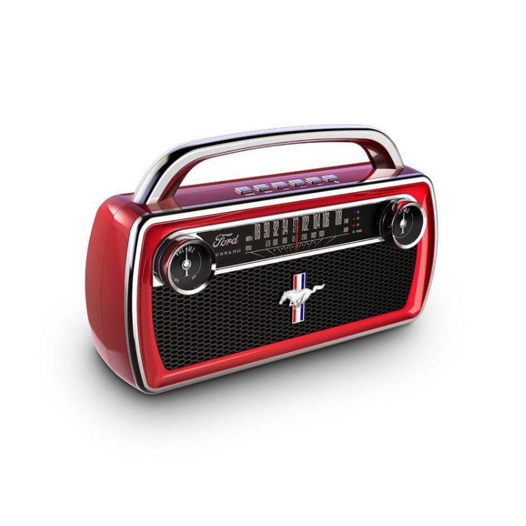 Radio/Bezprzewodowy głośnik stereo Ford Mustang