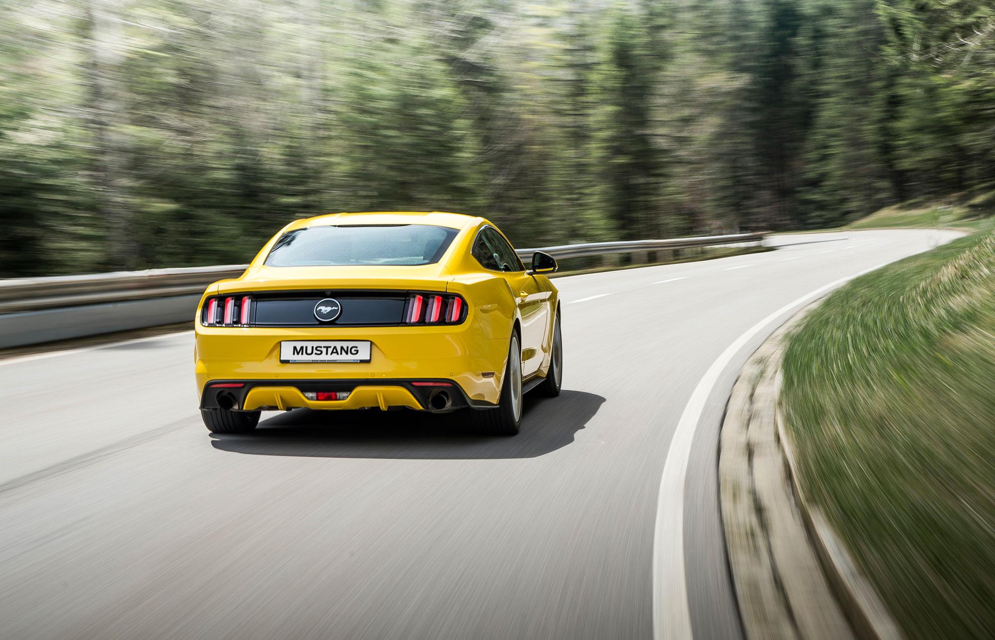 Ford Mustang - Pålitlig under tuffa förhållanden