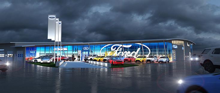 FordStore Hedin Bil