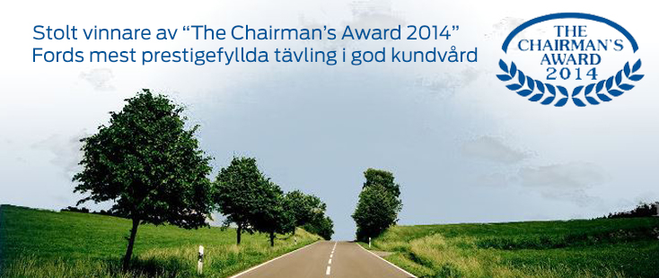 The Chairman's Award 2014
