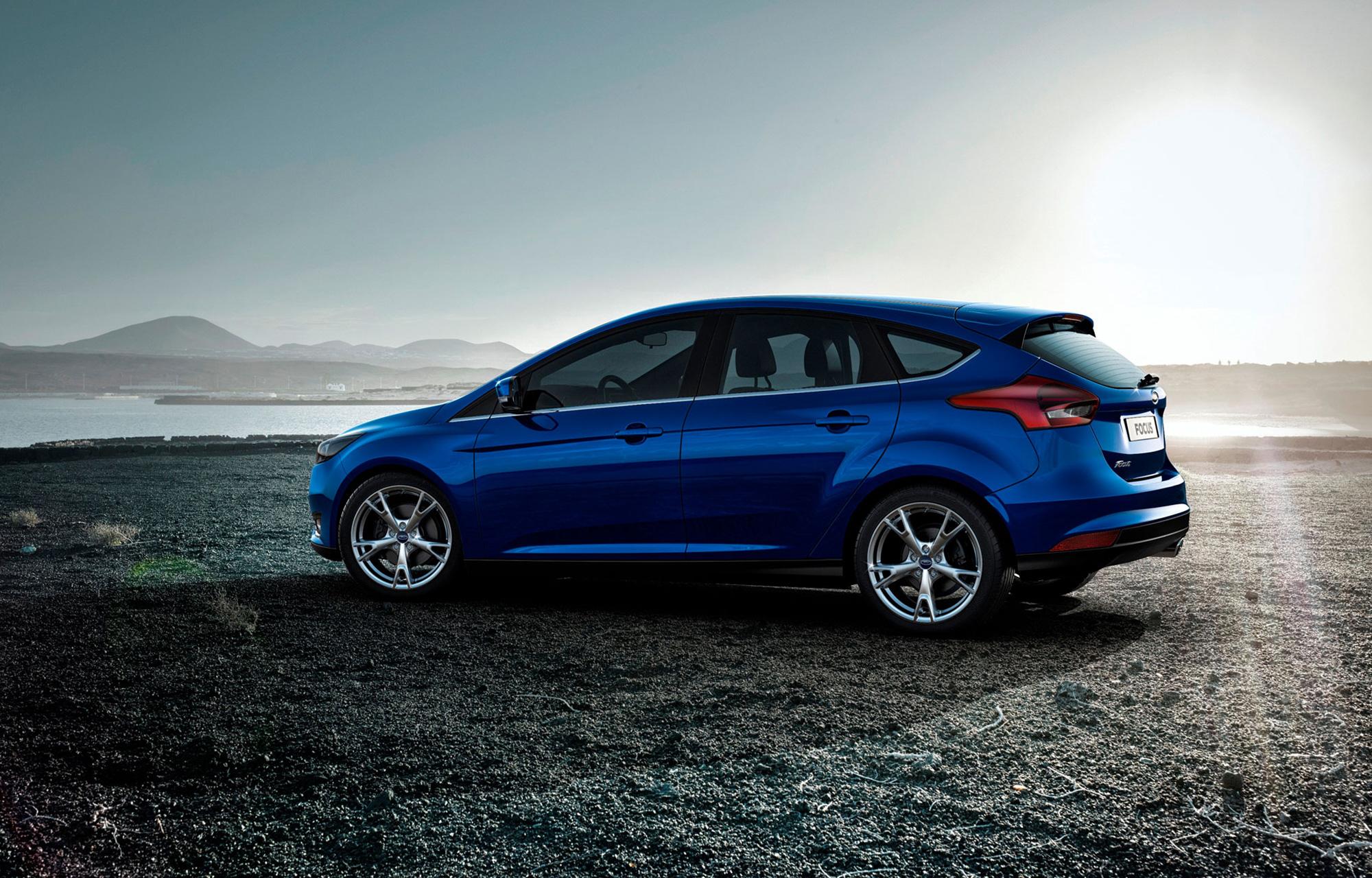 Ford Fiesta och Focus