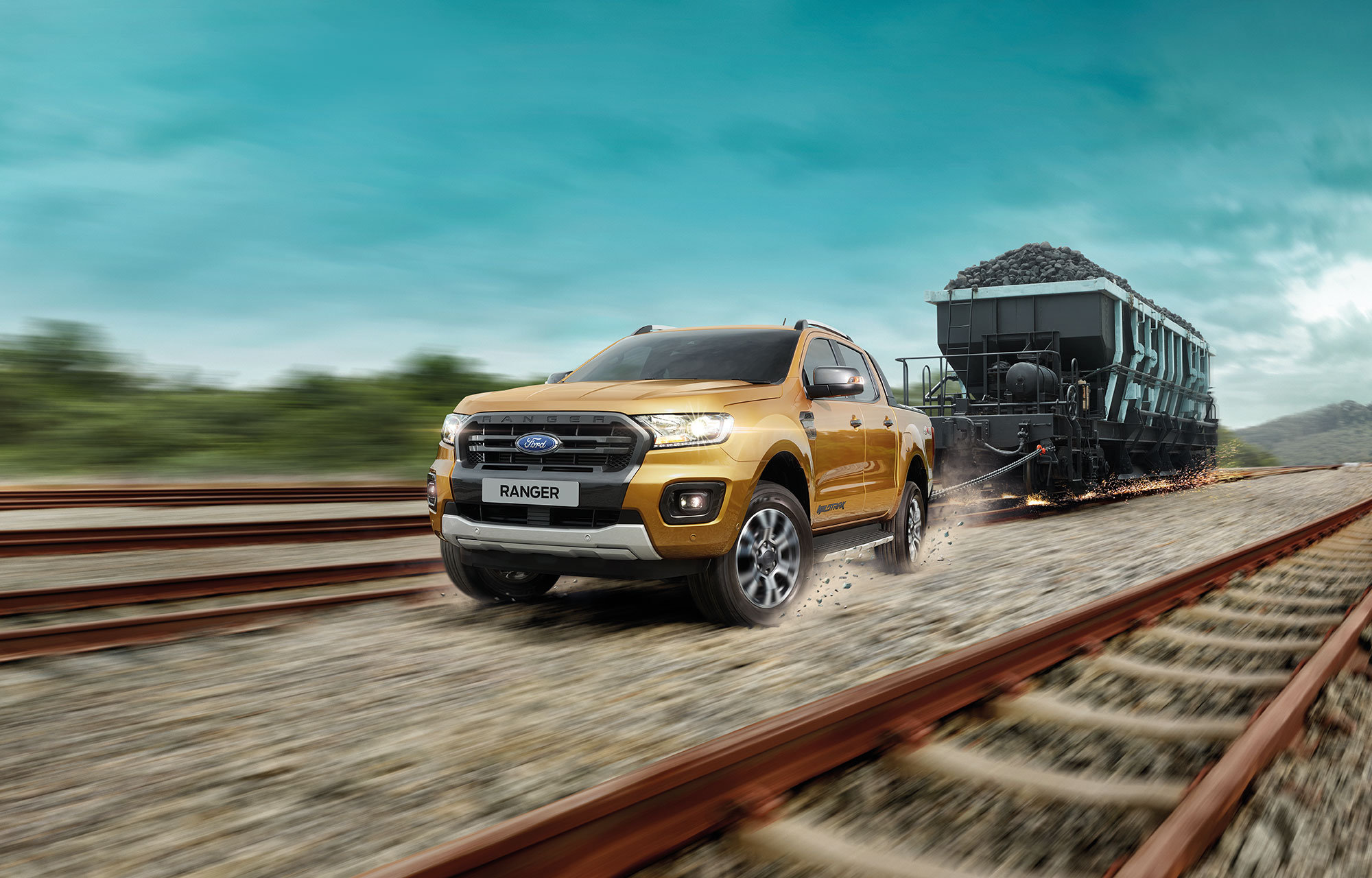 Ford Ranger Video Clip