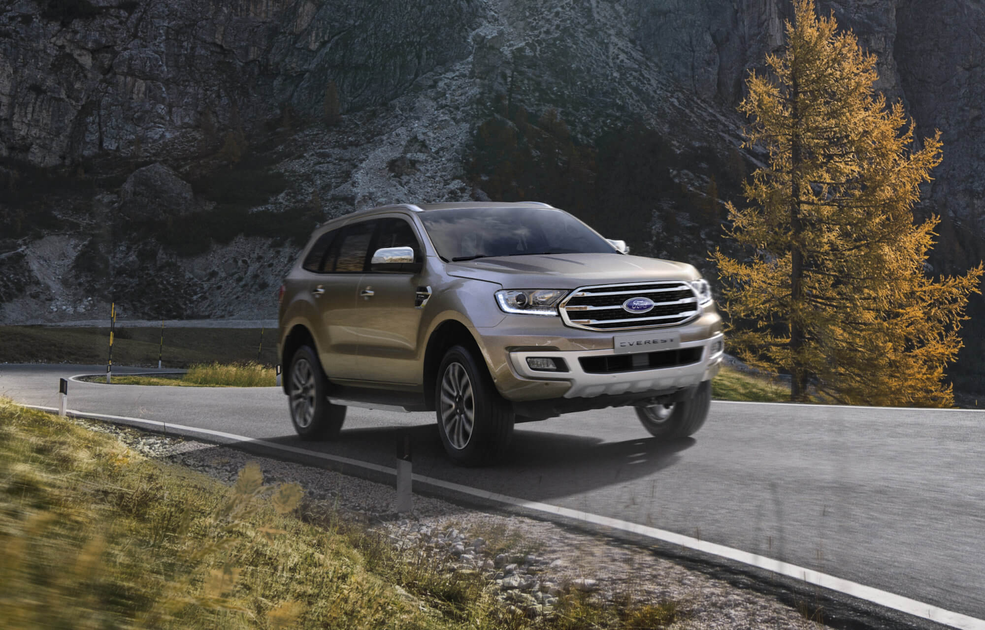 Ford Everest Video Clip