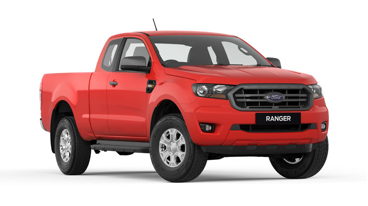 RANGER OPEN CAB XL+
