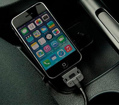 ชุดสายเชื่อมต่อสัญญาณ Ipod / iPhone 4